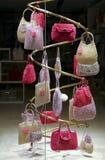 Ladies fashion handbags Stock Image