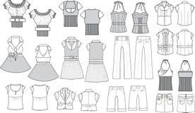 Ladies fashion item Stock Photography