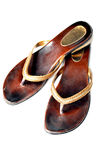Ladies footwear Stock Photos