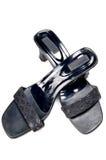 Ladies footwear Stock Images