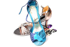 Ladies footwear Stock Photos