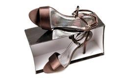 Ladies footwear Stock Image
