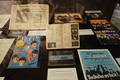 Ladies and Gentlemen...The Beatles! 87 Stock Image