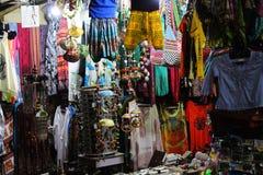 Ladies Gift Shop in Kovalam Beach Stock Photos