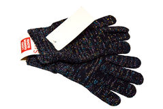Ladies Gloves Royalty Free Stock Image