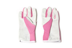 Ladies Gloves Stock Photography