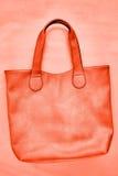 Ladies Grey Handbag Royalty Free Stock Image