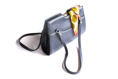 Ladies' handbag. An elegant accessory to your clothes royalty free stock photo