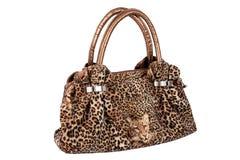 Ladies handbag isolated on white background Royalty Free Stock Photo