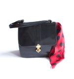 Ladies' handbag - a retro Royalty Free Stock Image