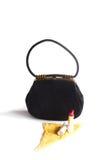 Ladies' handbag - a retro Royalty Free Stock Photo