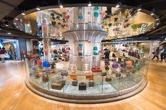 Ladies handbags in Siam center, Bangkok Royalty Free Stock Image