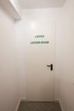 Ladies locker room Royalty Free Stock Photo