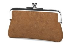 Ladies money purse Stock Images