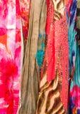 Ladies Neckerchief pattern texture royalty free stock photo