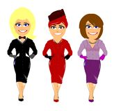 Ladies night Royalty Free Stock Photos