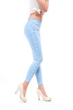 Ladies' pants Royalty Free Stock Photo