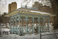Ladies' Pavilion in Central Park, New York Stock Image