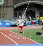 Ladies Pole Vault - Penn Relays Track and Field Royalty Free Stock Images