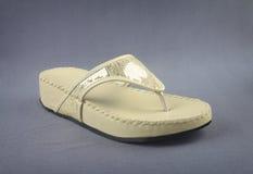 Ladies sandal Stock Images