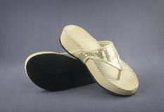 Ladies sandal Royalty Free Stock Images