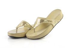 Ladies sandal Royalty Free Stock Photo