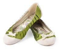 Ladies shoes Stock Photos