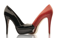 Free Ladies Shoes High Heels Royalty Free Stock Photos - 31103498