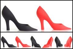 Ladies stiletto Royalty Free Stock Image