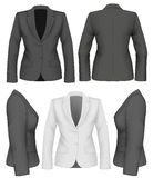 Ladies suit jacket. Stock Photo