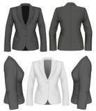Ladies suit jacket. Stock Photo