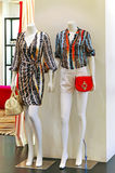 Ladies summer fashion clothes. Royalty Free Stock Image