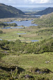 Ladies View, Killarney National Park; County Kerry Stock Photography
