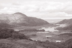 Ladies View, Killarney National Park; County Kerry; Ireland Stock Image