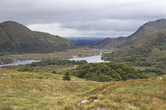 Ladies View in Killarney National Park. Royalty Free Stock Image