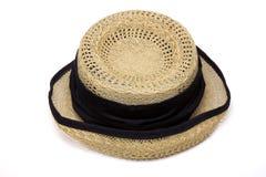 Ladies Vintage hat Royalty Free Stock Images