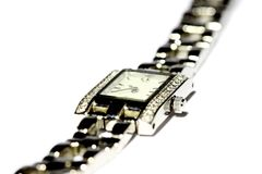 Ladies watch B Stock Photos