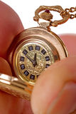 Ladies watch pendant Stock Photo