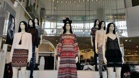 Ladies Wear Departmental Store Stock Image
