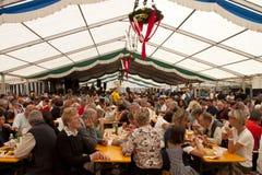 Ladina's folk fest,north italy Royalty Free Stock Images