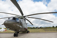 Ladingshelikopter mi-26T2 Royalty-vrije Stock Afbeelding