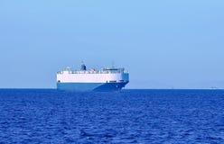 Ladingsveerboot Royalty-vrije Stock Fotografie