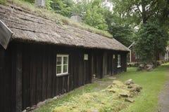 Lado-casa de campo Imagem de Stock Royalty Free