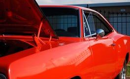 Lado clássico do carro imagem de stock royalty free
