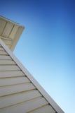 Lado da casa Imagem de Stock