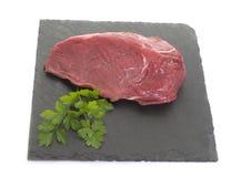Lado de la carne de vaca Fotografía de archivo libre de regalías