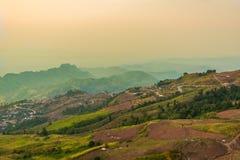 Lado de la colina Foto de archivo libre de regalías