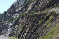 Lado de la montaña  Foto de archivo libre de regalías