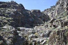 Lado de la montaña Imagen de archivo libre de regalías