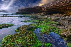 lado de mar Fotografía de archivo